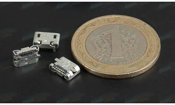 Micro Usb Type-B 5 Pin - D060