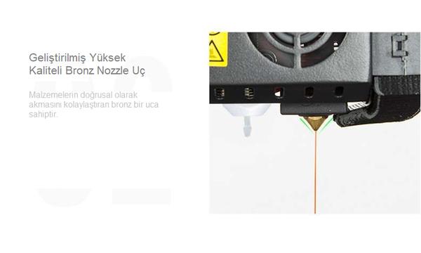 Creality CR-10S Pro V2 3D Yazýcý