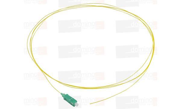 SC/APC MM 62,5/125 F/O Pigtail L:1.5m