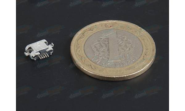 Micro Usb Type-B 5 Pin - D033