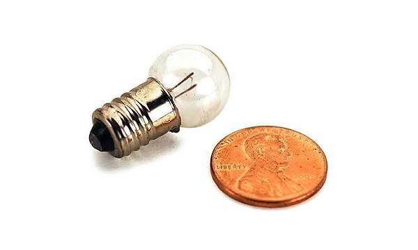 Mini Ampül - Deney Seti Ampülü