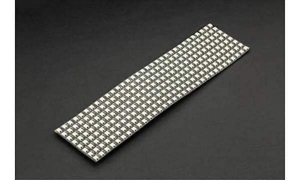 DFRobot Gravity: Flexible 8x32 RGB LED Matrix