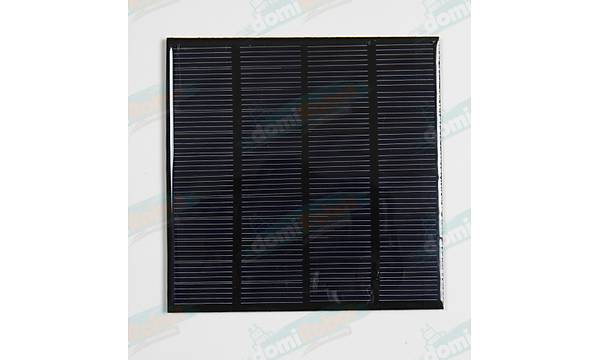 Güneþ Paneli - Solar Panel 110x110mm - 12V 150mA