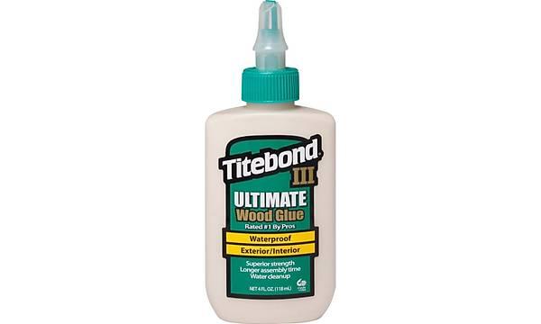 Titebond III Ultimate Ahþap Tutkalý -4oz [118ml] / Titebond III Ultimate Wood Glue