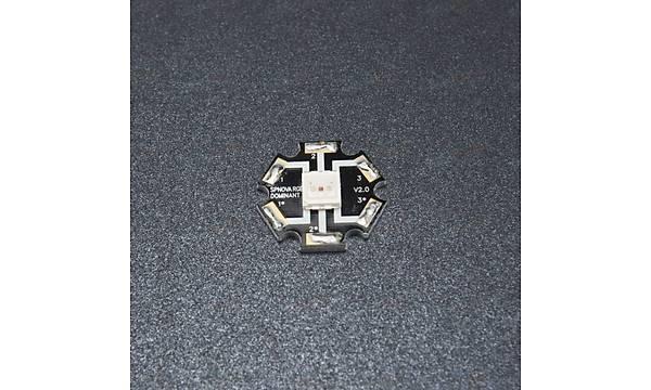 1W RGB Powerled - PCB Dizgili