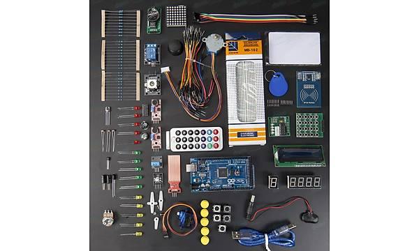 Mega 2560 RFID Eðitim Kiti -Arduino Uyumlu-