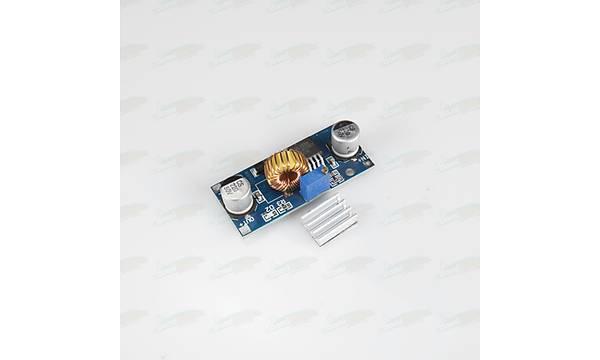 XL4015 Ayarlanabilir DC/DC Voltaj Regülatörü - Soðutucu Dahil