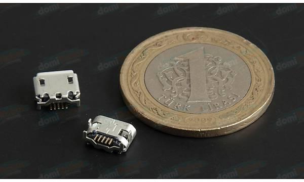 Micro Usb Type-B 5 Pin - D059