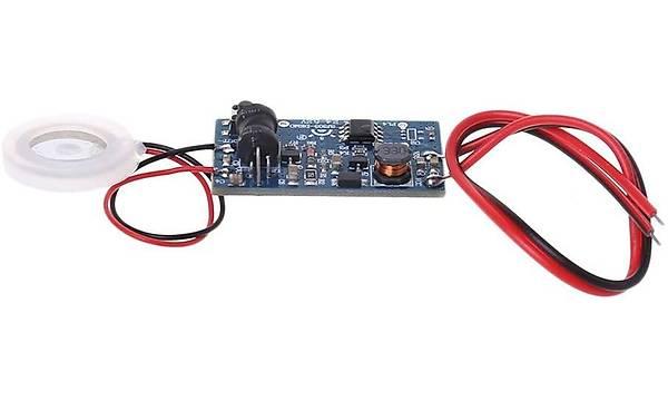 5V Ultrasonik Nemlendirme Modülü (Sis Üretici)