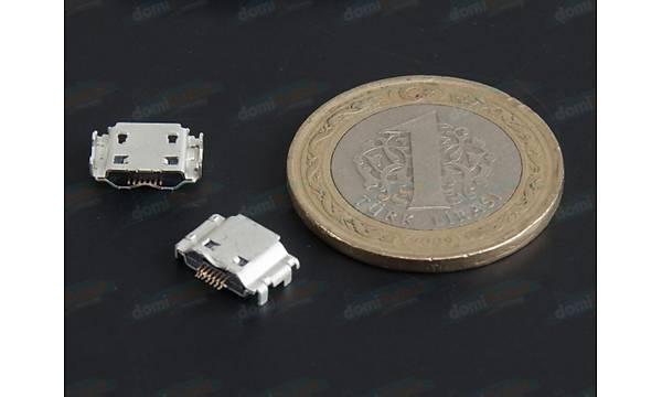 Micro Usb Type-B 5 Pin - D066