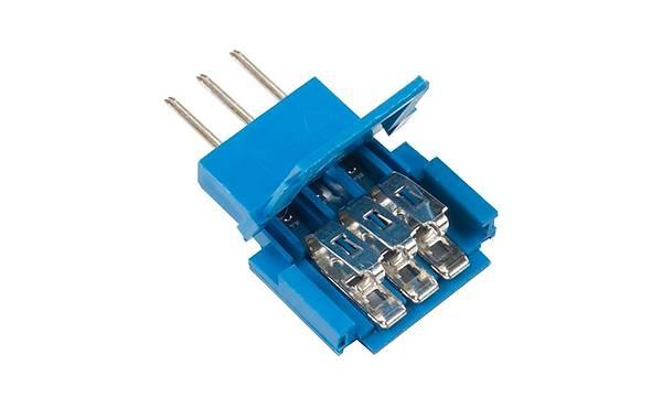 Amphenol FCI Clincher Connector (3 Position, Male)
