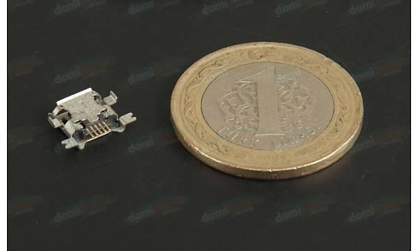 Micro Usb Type-B 5 Pin - D032
