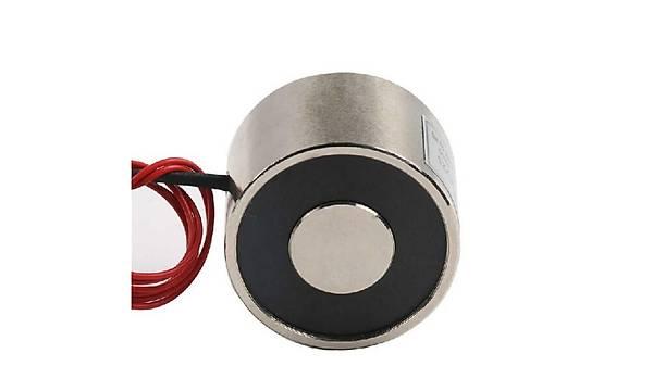 P25/20 Elektro Mýknatýs - 5 kg Tutma Gücü 24V