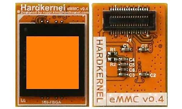 eMMC Module C4 Linux 16GB