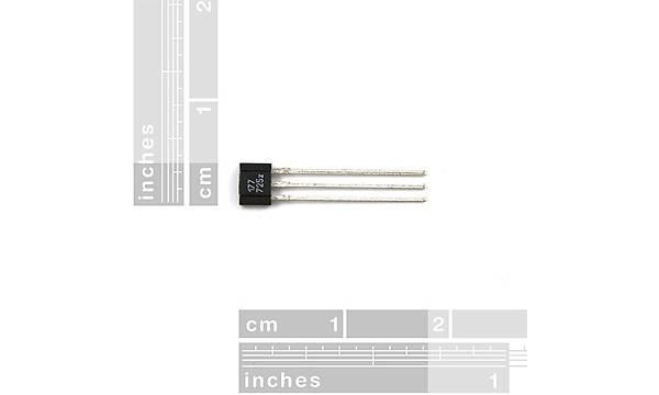 Hall Effect Sensor - US1881
