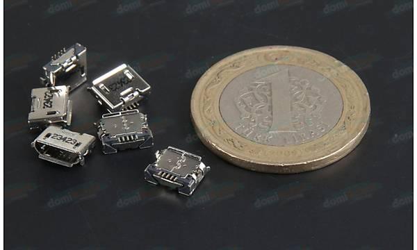 Micro Usb Type-B 5 Pin - D045