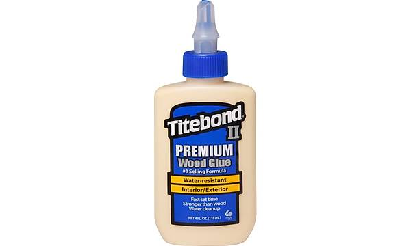 Titebond II Premium Ahþap Tutkalý -4oz [118ml] / Titebond II Premium Wood Glue