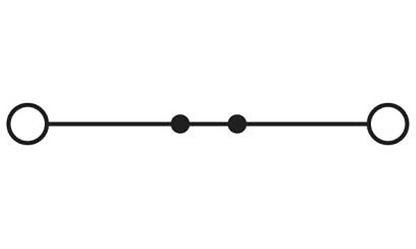 Geçiþ klemensi - ST 2,5