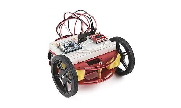 SparkFun Robot Þase Kiti ( 2 katmanlý)