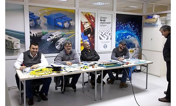 CFOT - Sertifikalý Fiber Optik Teknisyen Eðitimi (Sýnav Dahil)