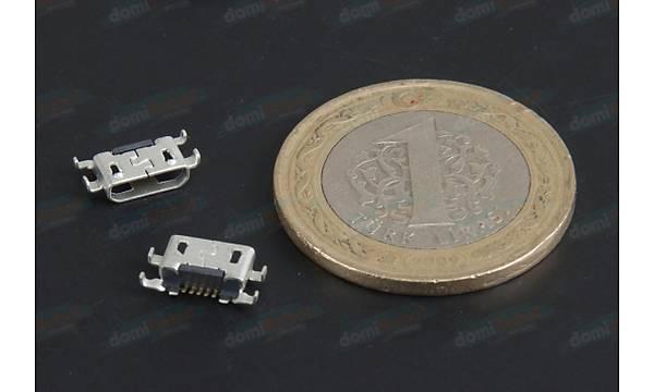 Micro Usb Type-B 5 Pin - D020