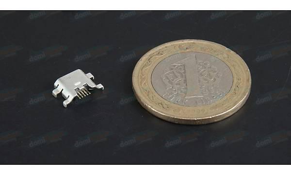 Micro Usb Type-B 5 Pin - D021