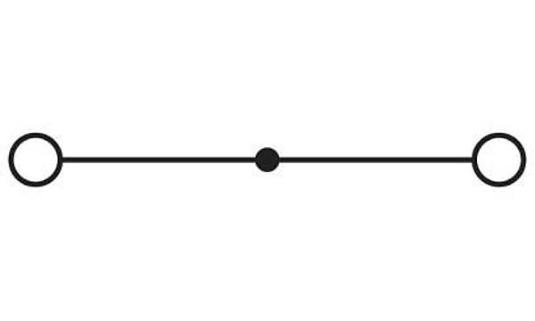 Minyatür geçiþ klemensi - MPT 1,5/S