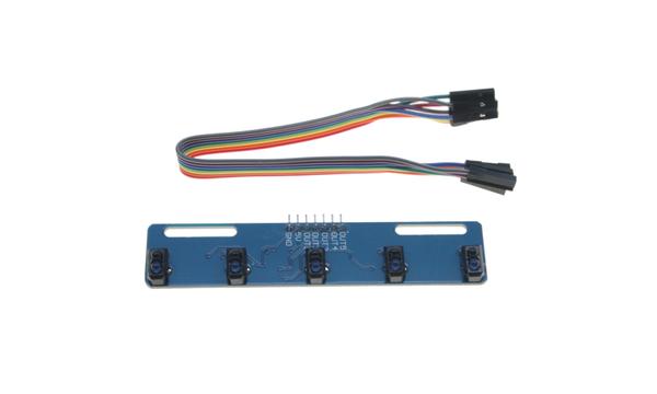 TCRT5000 5 Kanal Sensör Kartý