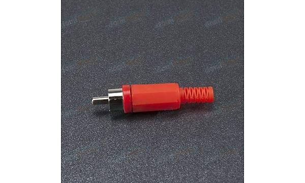 RCA Erkek Konnektör Plastik