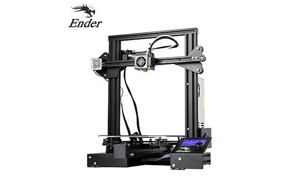 Creality 3D Ender 3 Pro Yazýcý