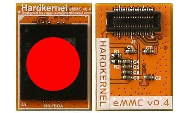 eMMC Module N2 Linux - 128GB