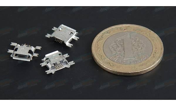 Micro Usb Type-B 5 Pin - D026