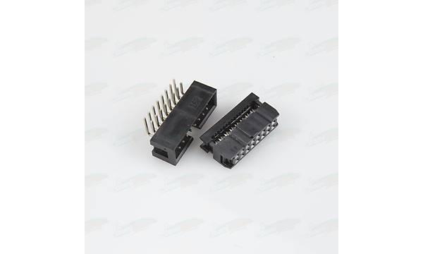 IDC Konnektor FC-16P IDC 16pin 90 derece