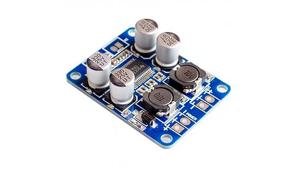 TPA3118 PBTL Mono Dijital Anfi Kartý 1X60W