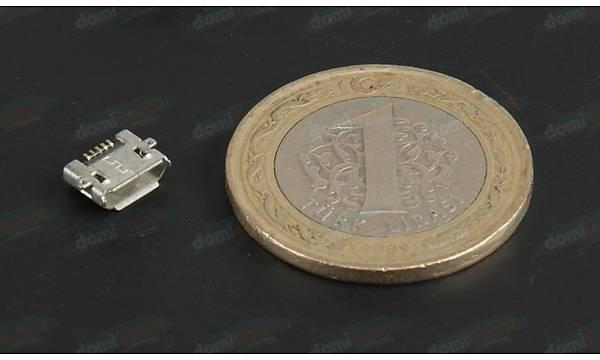 Micro Usb Type-B 5 Pin - D008
