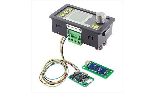 DPS5005-USB-BT 0-50V 5A Programlanabilir Güç Kaynaðý Modülü USB + Bluetooth
