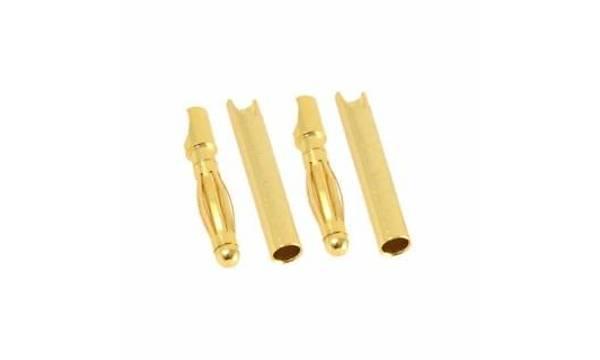 2.0mm Gold Konnektör (2 adet) - ET0609