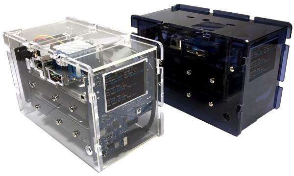CloudShell 2 Case2 for XU4 - Smoky Blue
