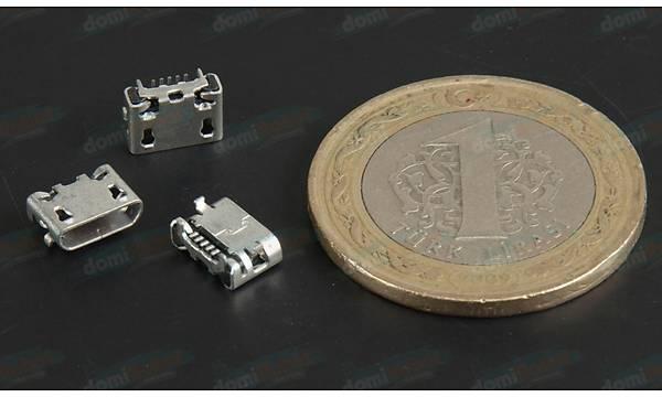 Micro Usb Type-B 5 Pin - D055