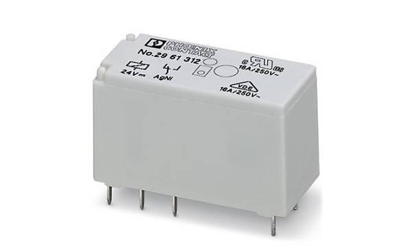 Tek röle - REL-MR- 24DC/21HC