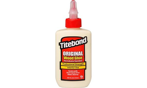 Titebond Orijinal Ahþap Tutkalý -4oz [118ml] / Titebond Orjinal Wood Glue