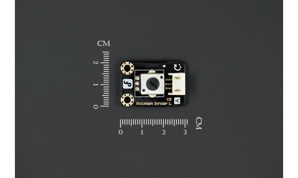 DFRobot Gravity: Analog Rotation Potentiometer Sensor V1 -Arduino Uyumlu-