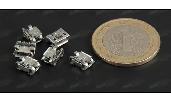 Micro Usb Type-B 5 Pin - D062