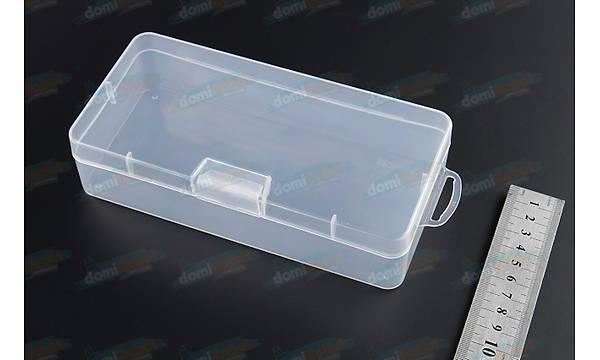 18.4x8.8x4.5cm Plastik Kutu - ÝTHAL
