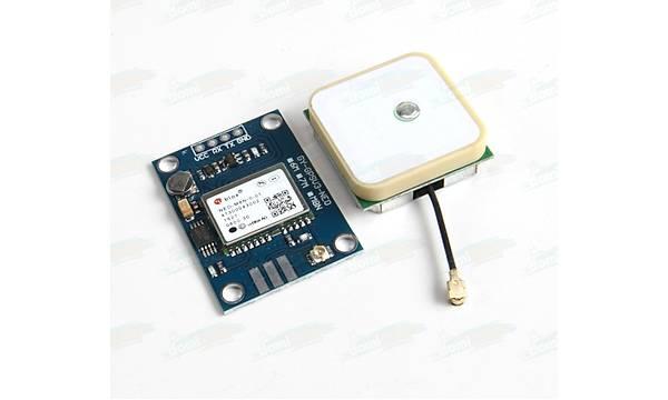 Uçuþ Kontrol GPS Modülü (Anten Dahil)  GY-GPSV3 NEO-M8N -Arduino Uyumlu-
