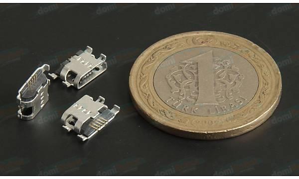 Micro Usb Type-B 5 Pin - D005