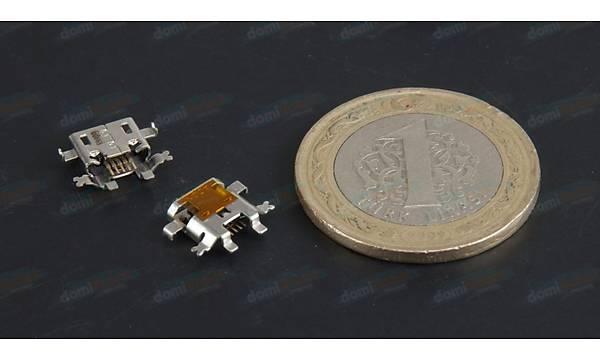 Micro Usb Type-B 5 Pin - D028