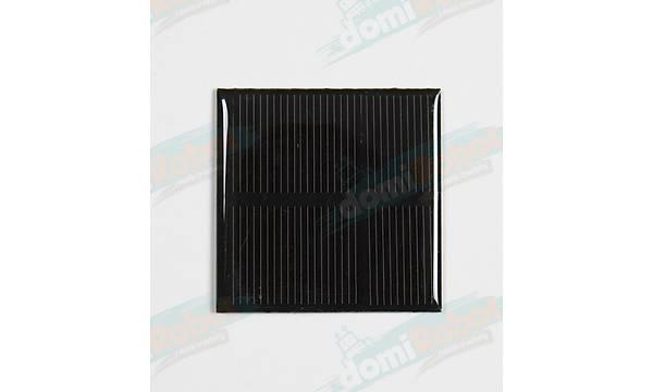 Güneþ Paneli - Solar Panel 52x52 mm - 1.5 V 250 mA