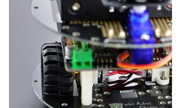 DFRobot Romeo V2 Robot Kontrol Kartý - Leonardo Uyumlu (Motor Sürücülü)