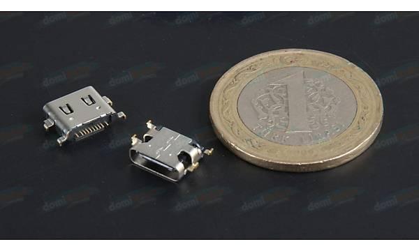 Mini Usb 3.1 Type-C 10 Pin - C00